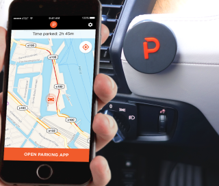 Paid Parking iBeacon